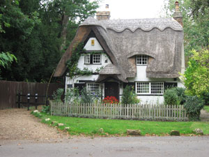 country cottages UK