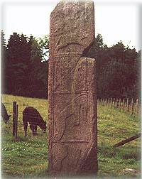 Maiden Stone near Pitcaple, Inverurie