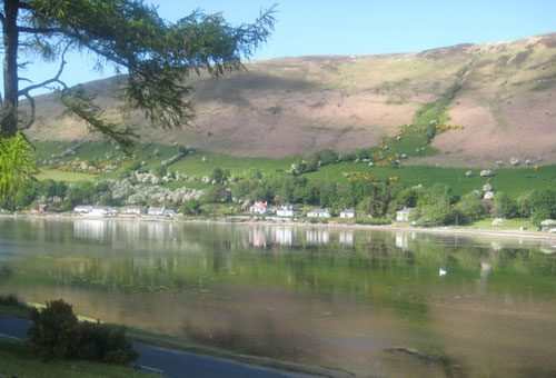 cottages to rent for holidays in the Scottish countryside