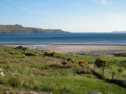 Isle of Skye and remote beaches